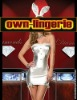 shiny tube bunny cosplay costume w1046