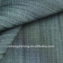 2012 S/S Paris top brand tr melange slub suit textile
