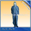 Transpirable no - tejido de tela de protección traje