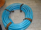 colourful corrugated air rubber pipe