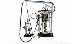 Polysulphide Extruder, polysulphide sealant for insulating glass