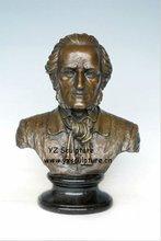 Bronze Famous Bust Sculpture(BFS-A046)