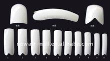nail art nail nature tipswith OPP bag(500PCS-14)