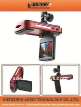 2011 New Style side view mirror Car/vehicle DVR/car black box/car camera video with 720P HD