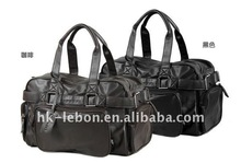 Hot sale Fashion Portable PU Men's bag