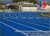 Spray Paint Rubber Running Track materials