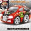 RC Stunt Toy Car
