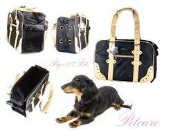 SG011 Fashion Pet Carrier Dog Bag