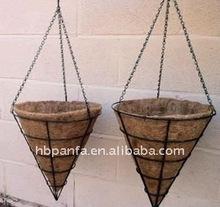 Metal Garden Basket/fine quality