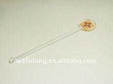 Plastic Transparent Stir Rods