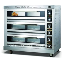 electric bread baking equipment oven(FKB-3)