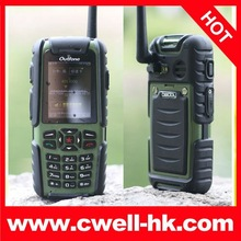 2012 Mobile Phone Walkie Talkie
