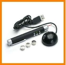 USB Wireless PowerPoint Presenter RC Laser Pointer pen for promotional