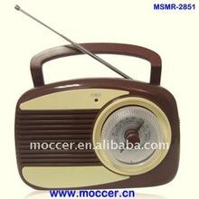 Radio with FM