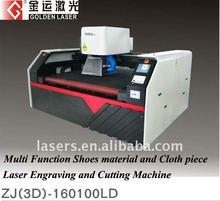 Galvo 3D Laser Engraving Garment Accessoires