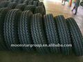 Venta al por mayor 350-10 neumáticos usados