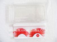 halloween mink colorful charming wholesale fake feather eyelashes flase ME-0107