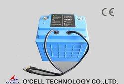 LiFePO4 12V 30Ah battery pack for power tool