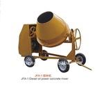 JFA-1 diesel mixer machine/portable concrete mix /mini mixing machine