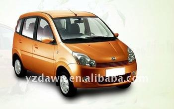 Left hand drive 4 seats high speed electric motor car dot