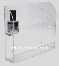 Fashion Acrylic 8_bottle Nail Storage&Nail polish Holder&Nail Polish Organizer