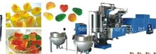 FULLY AUTOMATIC JELLY AND GUM CANDY MOLDING PRODUCTION PROCESS LINE