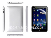 7 inch android 2.2 Capacitive Touch Screen VIA WM8650 256MB Memory 2G Flash External 3G built in camera flash player 10.1 WIFI