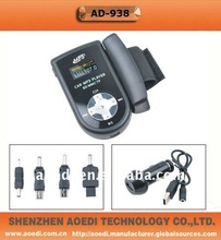 2011 fashion popular OEM&ODM Manufacturer vehicle MP3 FM player transmitter AD-938 can charge iphone4 mobile