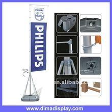 aluminium flagpole