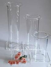 Crystal Acrylic Wedding Cake Display Stand