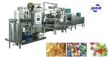 (QQ)Jelly Candy Making Equipments