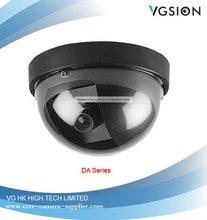 Plastic Indoor Color CCD Camera CCTV Camera 3.6 mm Standard Lens (DA Series)