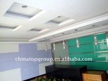 art acoustic fiber glass ceiling