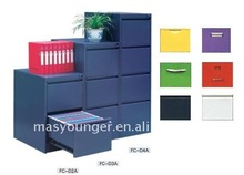 Dark grey storage cabinet | file cabinet
