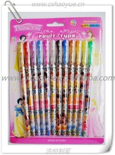 Princess gel pens