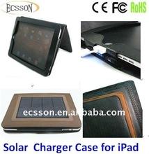 4500mAh Hotsale Solar Charger Case for iPad