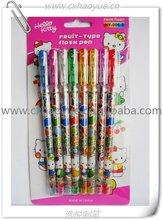 Hello Kitty gel pens