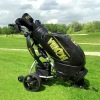 Full Remote Control Golf Trolley including LED Handle and Distance