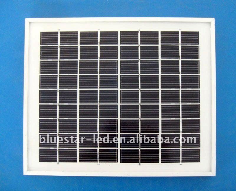 monocrystalline 5W pv solar panel price