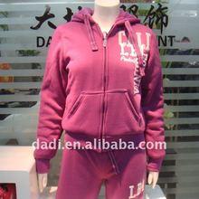 2012 latest fashion women training wear