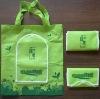 HOT !!! 2011 Green tea eco foldable shopping bag
