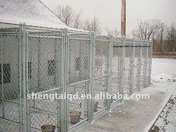 metal pet house