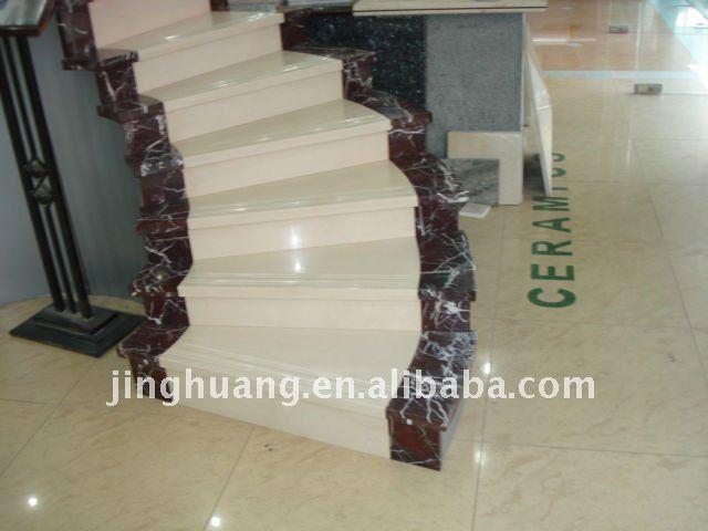 marbre escalier escaliers id du produit 491375452. Black Bedroom Furniture Sets. Home Design Ideas