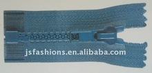 5# plastic steel open end zipper