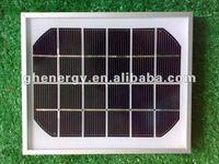 5w solar panel wall mount (100-230w in stock)