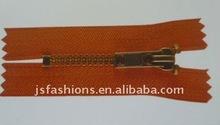 4# metal close-end zipper