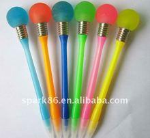 LED pen flash ballpen with print logo