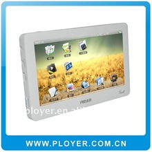 Latest 4.3 inch mp4 media player touchscreen Boxchip F15
