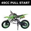 49CC pull start motorcycle ,2-stroke mini moto ,gas pocket bike