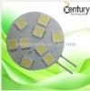 Low cost 12V 24V SMD LED G4 bulb for marine RV